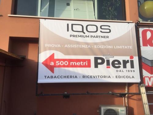 Stampa su Tela Supporti Rigidi (forex – dbond – plexiglass) Striscioni PVC Adesivi Manifesti