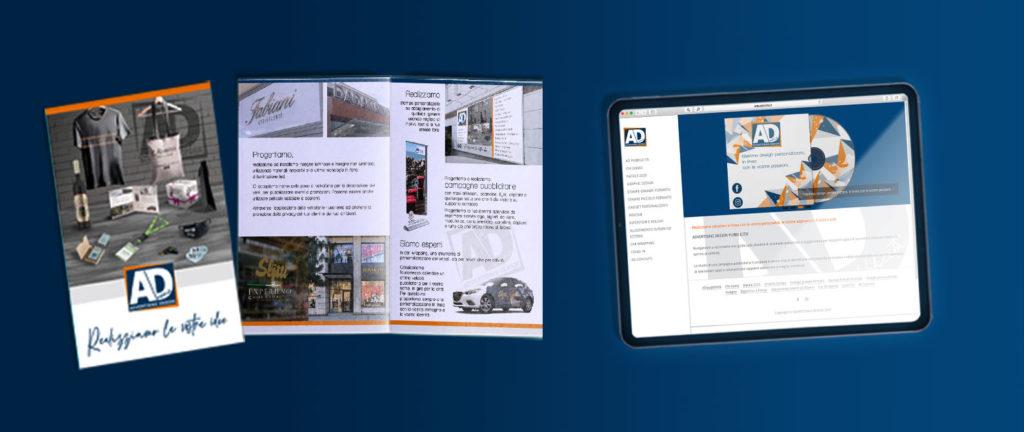 ADVERTISING DESIGN PUBBLICITA'
