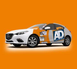 AD Pubblicità Personalizzazione Automezzi